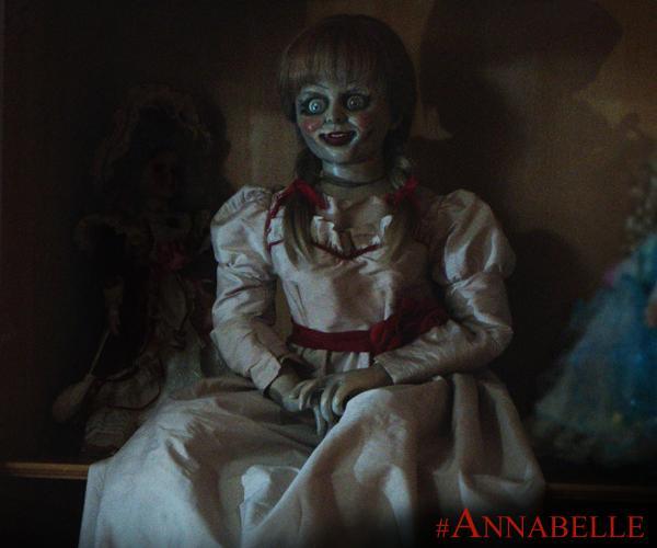 Soon. #ANNABELLE http://t.co/iyns8QFlct