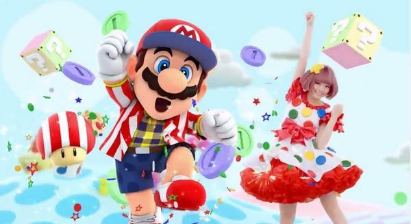 """任天堂と""""きゃりーぱみゅぱみゅ""""がコラボ!「New 3DS」きせかえプレートをPR、テーマの情報も bit.ly/YCKAVt pic.twitter.com/GmGTsikxtg"""