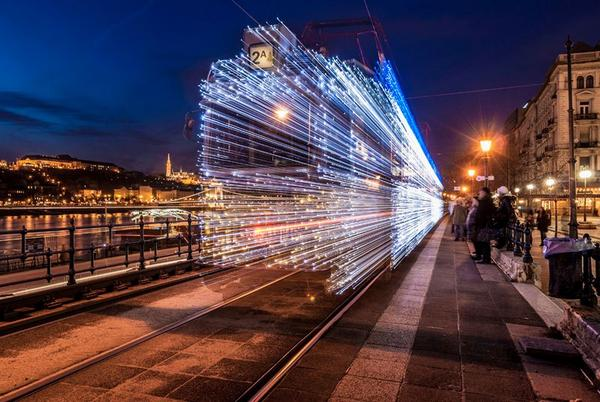 #interesting Tram / Trolley Goes Back to the Future - by VIKTOR VARGA https://t.co/d7TI2ISwmJ