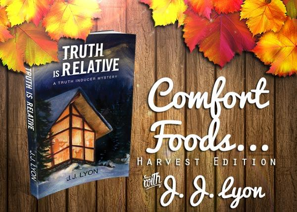 TRUTH is RELATIVE - A Good Book, Comfort foods & #Recipe w/ @Jensenborger6 #MondayBlogs http://t.co/m1wYAO92FP #T4US http://t.co/gNKzb2MZmm