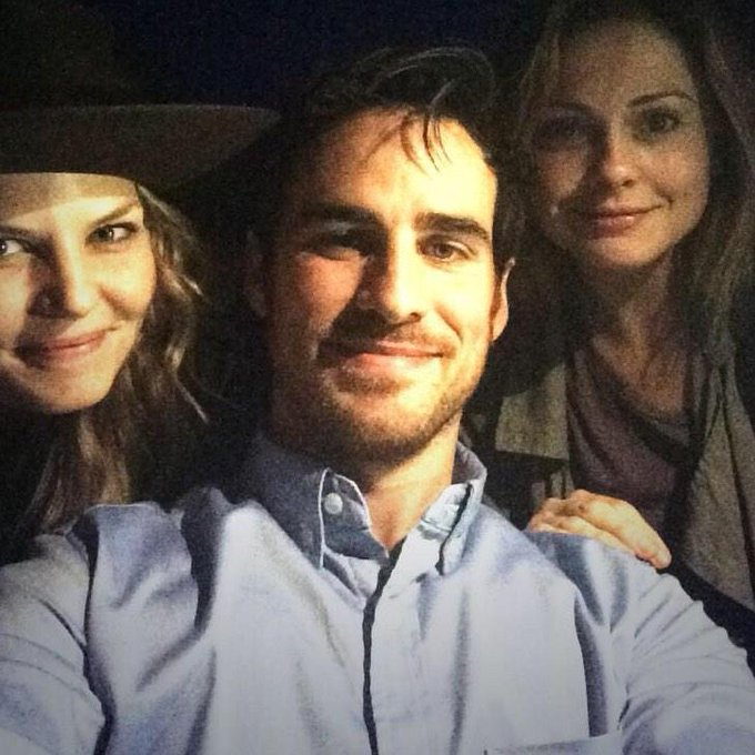 Day 35: first triple facie #101smiles #UglyDucklings http://t.co/iYSiQlmTmy