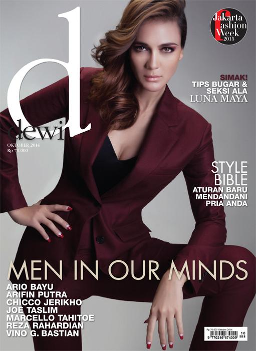 OUT NOW. Our #MENISSUE with the versatile @LunaMaya26 as our #covergirl http://t.co/yBtj8Sl5ZR