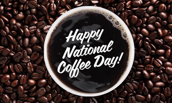 Happy #NationalCoffeeDay! Celebrate with a FREE medium New Hot Dark Roast coffee! http://t.co/2zrCu4uVN3