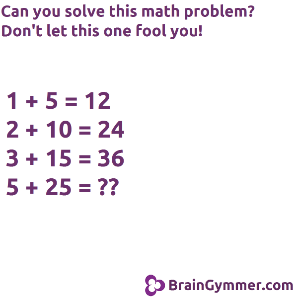 How to solve this math problem