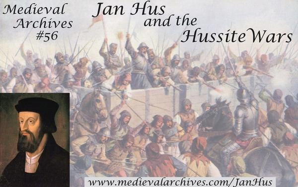 On the latest episode of the Medieval Archives Podcast we cover Jan Hus and the Hussite Wars! http://t.co/o9deTtELRJ http://t.co/TKkd8q9vPe