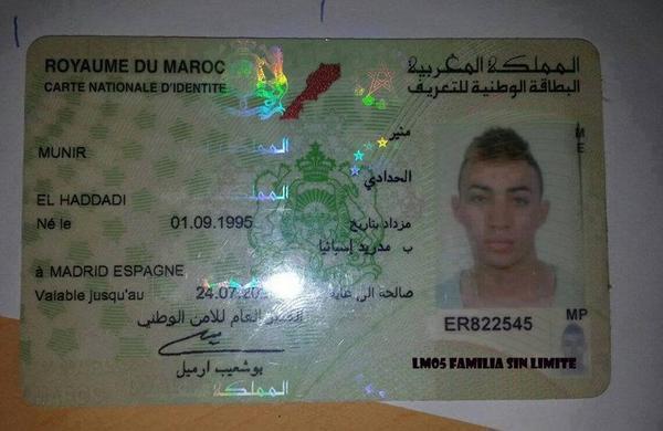 maroc carte d identité Aurélien R. M. Diaz on Twitter: