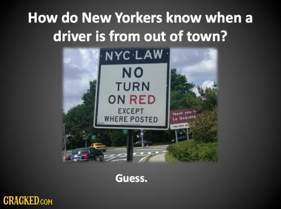 Red Laws Broken Realizing : NYC Red Laws Broken Realizing