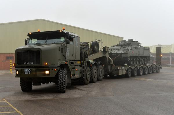 british army on twitter world s most powerful tank transporter World's Most Powerful Talisman british army on twitter world s most powerful tank transporter t co gvit1olt5i used to move heavy armoured vehicles to eastern europe