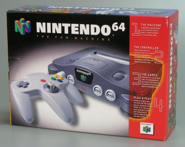 18 years ago today the Nintendo 64 was released. RT if you had one! #VideoGames #History #Nintendo http://t.co/x8OHEeEJpy