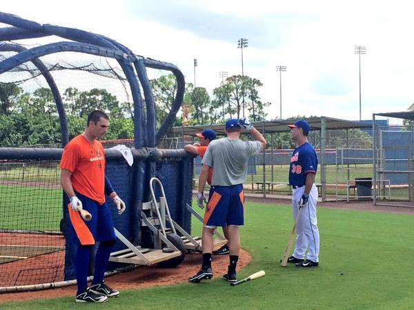 New York Mets On Twitter Mets Instructional League Is In Full