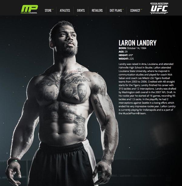 Laron Landry Workout Twitter