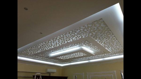 Gypsum False Ceiling Designs 26 Best Trey Ceilings Images
