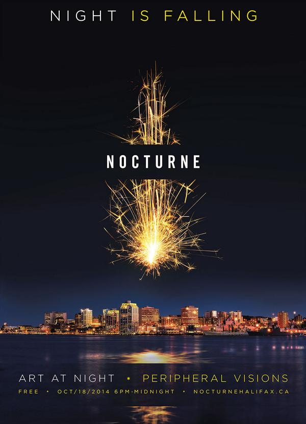 Night is Falling. Soon all shall be revealed. #nochfx14 http://t.co/mhYuAhLRGj
