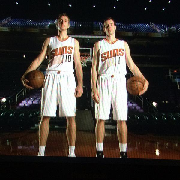 The @suns added another family storyline today with the Dragic brothers http://t.co/IUHmLgbLIQ