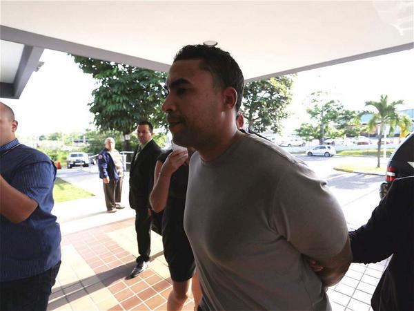 """Prisión domiciliaria para Don Omar por """"maltratar"""" a su ex"""