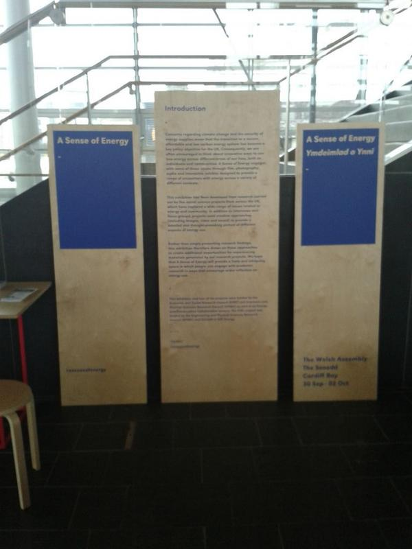Join us at #asenseofenergy at the Senedd in Cardiff Bay from 10am today http://t.co/vzp8YBPF5W