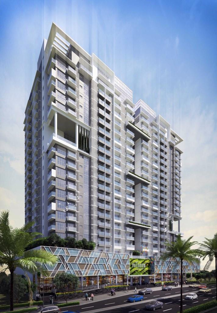 Megaworld's 5th luxury residential tower @ Iloilo Business Park