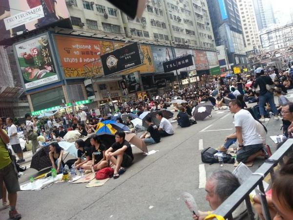 香港的太陽傘抗爭 http://t.co/AVHMI10Xg2