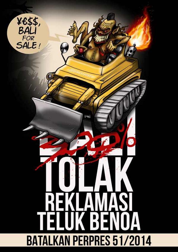 Bog Bog Bali Cartoon On Twitter Leak Reklamasi Jrx Sid Erickest Gendovara Http T Co S96ky380af