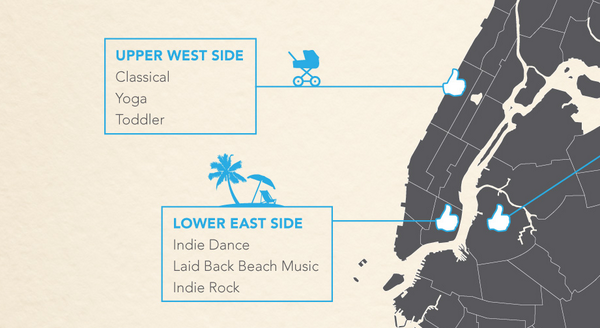 We broke down NYC neighborhoods to see what stations top the list. Check them out here: http://t.co/WezDP6qgSd #AWXI http://t.co/0n2rOYPIfF
