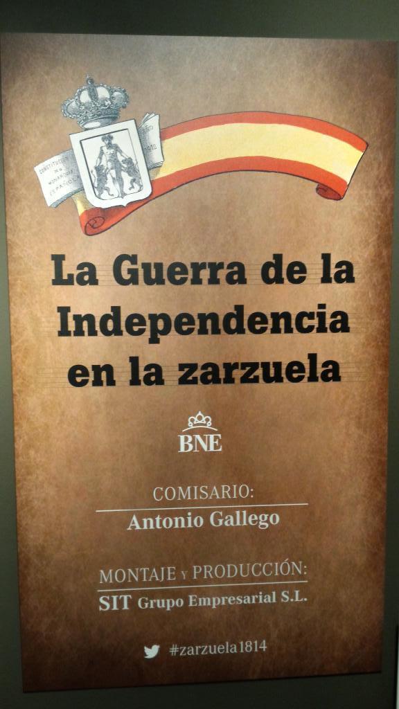 Muy equilibrado e informativo el cartel de expo #zarzuela1814 y ¡con hashtag! Buena #GestiónCultural en @BNE_museo http://t.co/EfJ6KyCmho