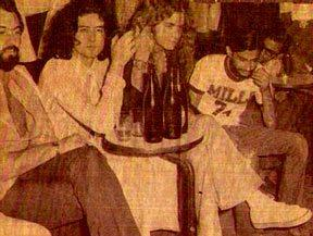 In 1972, Led Zeppelin walked into a bar in Bombay and jammed with local musicians. #WhenBombayRocked http://t.co/tfru8CfrD0