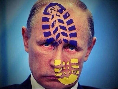 """""""Чеченская полиция"""" прибыла в подкрепление террористам на Донбассе, - Тымчук - Цензор.НЕТ 4365"""