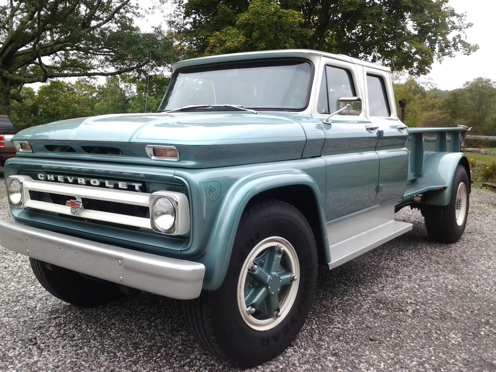 Byxvtinceaizjb on 1964 Dodge Truck 4 Door