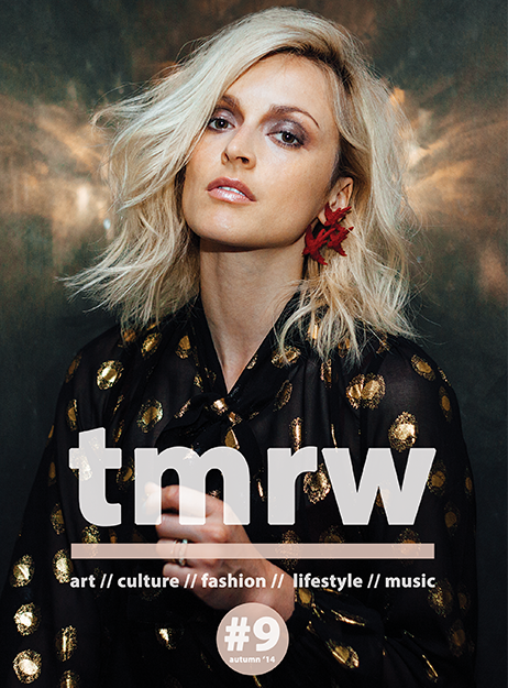 RT @tmrwmag: On the cover of our latest issue is @Fearnecotton, you can grab a copy via our website or over 400+ stores. http://t.co/sGRlnS…