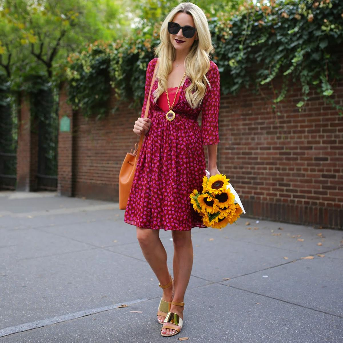 .@BlairEadieBEE wearing our runway standout, the Alicia Dress! Shop her look: http://t.co/2AcrlTBPJN http://t.co/CC5aKNPwSm