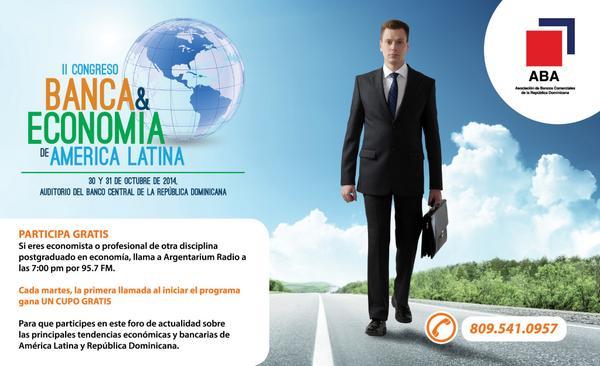 #CongresoCLEC2014. Gánate un cupo gratis para participar, haciendo contacto de @Argentarium Radio hoy a las 7:00 pm http://t.co/7i185jFlTZ