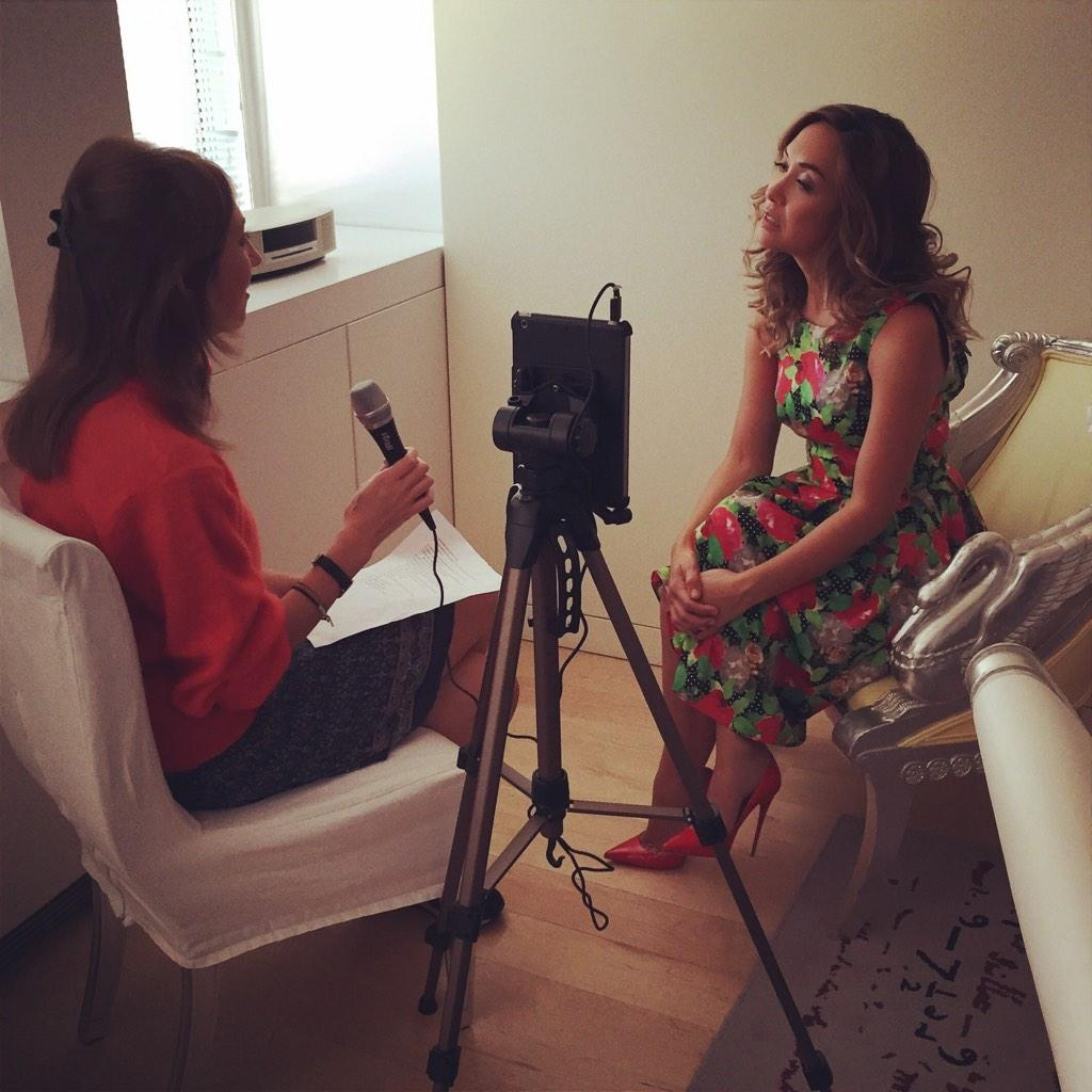 We're catching up with @KlassMyleene at the launch of her new collection for @littlewoods #MyMasterKlass http://t.co/MVzkiYXz9f