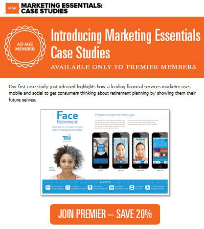 Introducing Ad Age's Marketing Essentials Case Studies! Join Premier today and save 20%: http://t.co/3pDK0M2eWr http://t.co/R7DltRJ31H