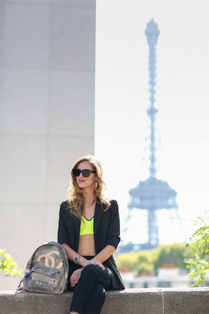 Sportswear rules in Paris. New street style, just in: http://t.co/F0KWQQrRqJ #PFW http://t.co/EmQy45SIdd