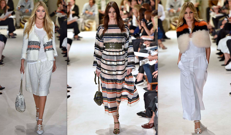 """""""[Julie de Libran] said this was a homecoming of sorts for her."""" @soniarykiel #PFW #paris http://t.co/4u7wFGQnpI http://t.co/g7oBJdV5ku"""