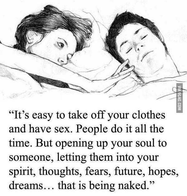 9gag On Twitter Its Not Easy To Open Up Your Soul To Someone