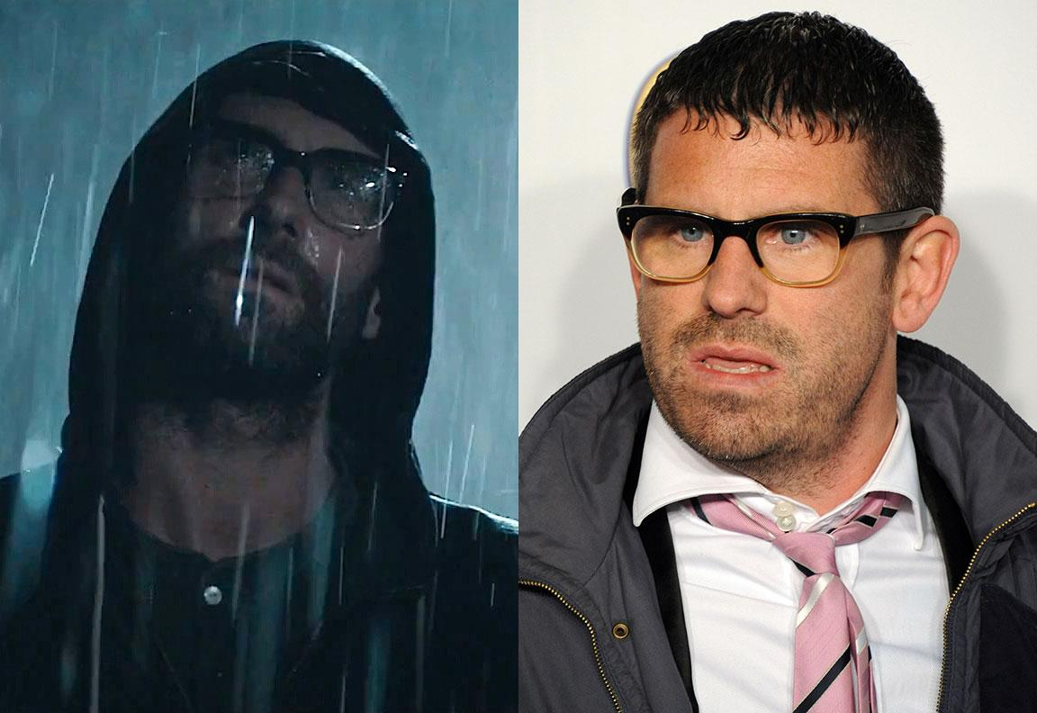 Stunning likeness between Adam Levine and Angelos @Epithemiou in the new Maroon 5 video http://t.co/EW8yriZCQI http://t.co/Lt2eKW6Pn0