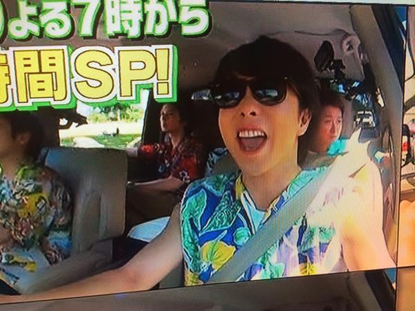 やはりノースリアロハだったよね(笑) なんかすごい顔だww http://t.co/CSOMHBJthV