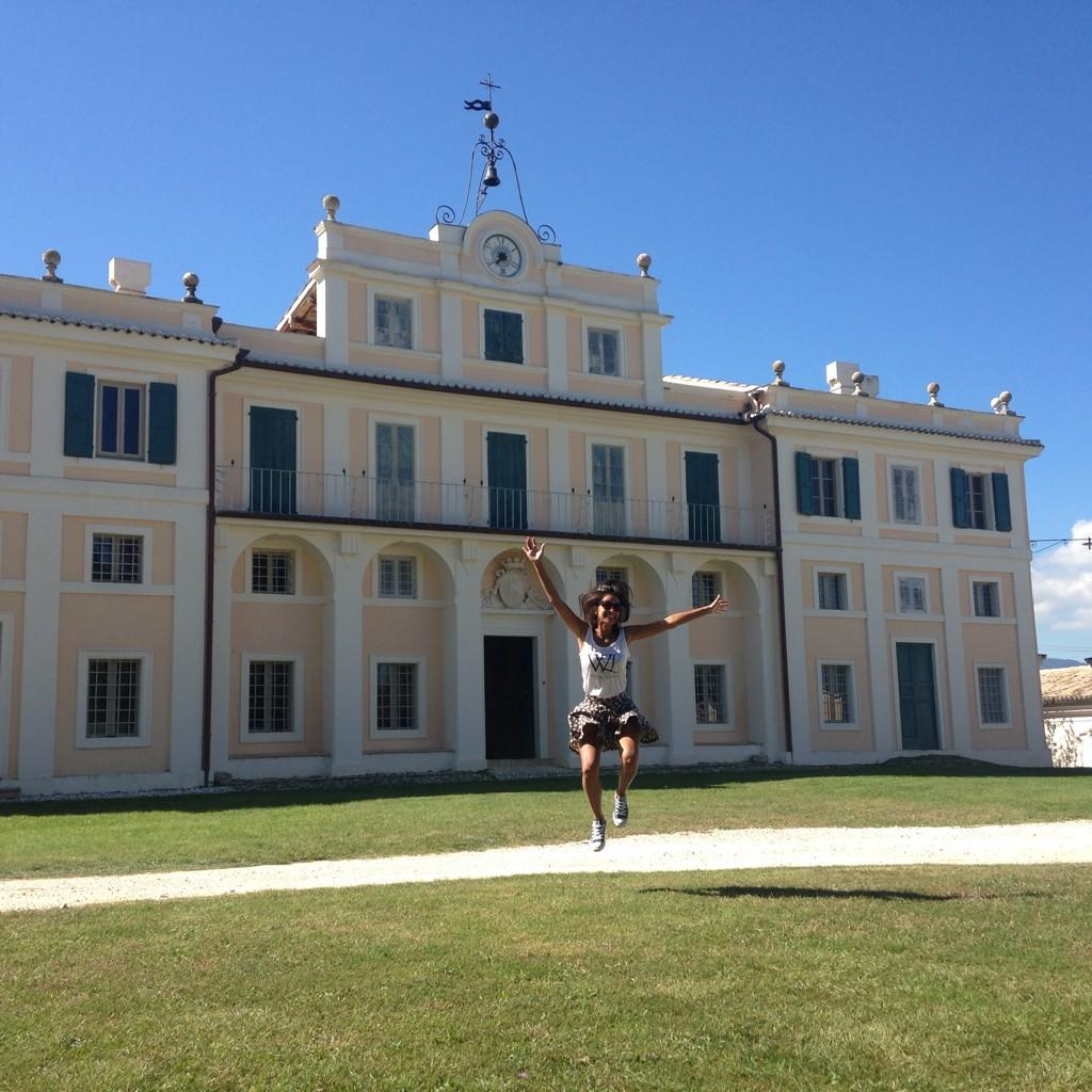 "Johanna Botta on Twitter: ""I don't want to leave #Italia # ..."