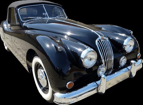 Photo Moment A Classic Car The Jaguar Dhc Hem