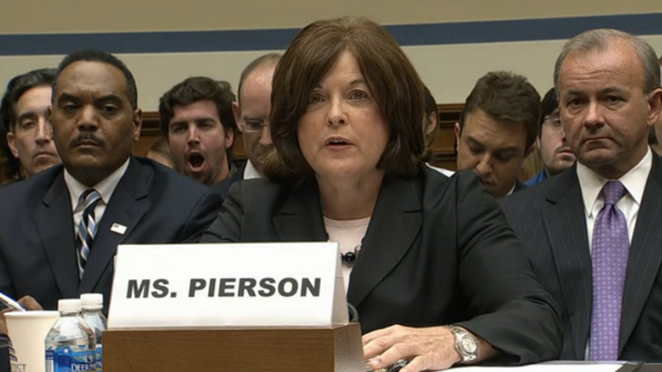 What will it take to get Julia Pierson fired?