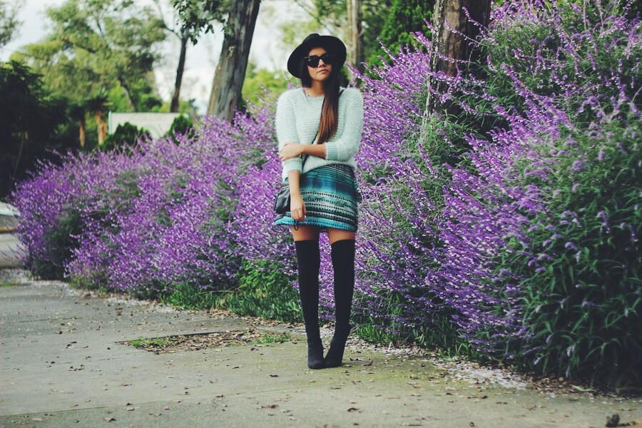 RT @jenydeny: Welcoming fall with fedoras and bright colors at #hypethelook today 🍁 #F21xMe #F21CoatCheck @forever21 total look http://t.co…