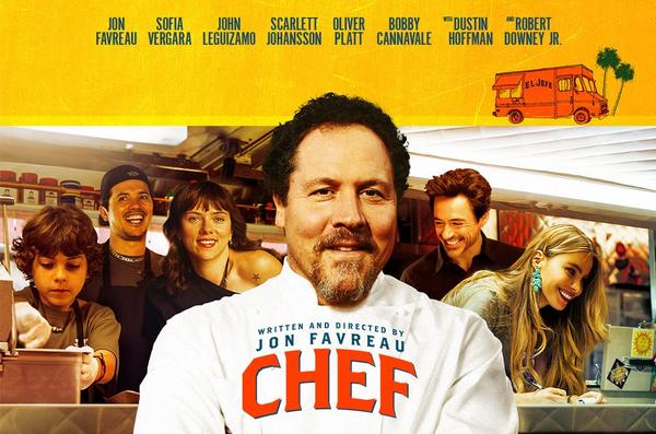 CHEF is now available on Blu-ray, Digital Download and VOD. RT for your chance to win a copy TODAY! #ChefMovie http://t.co/3MqdB5w3yc