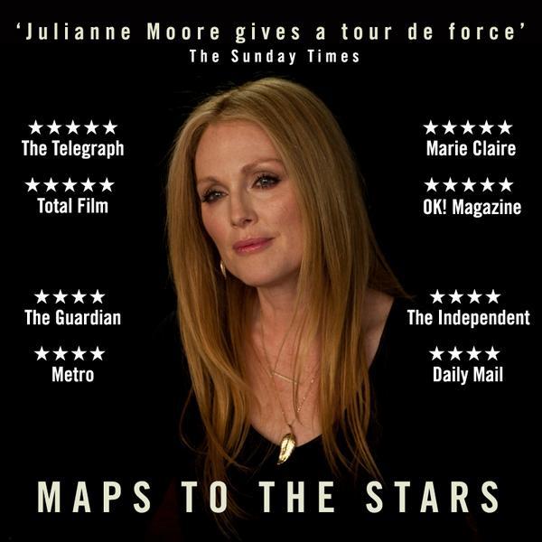 Maps to the Stars (@MapsStarsFilmUK) | Twitter