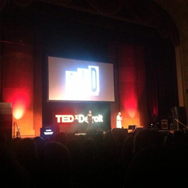 Thumbnail for TEDxDetroit 2014: Sam White and Shakespeare in Detroit