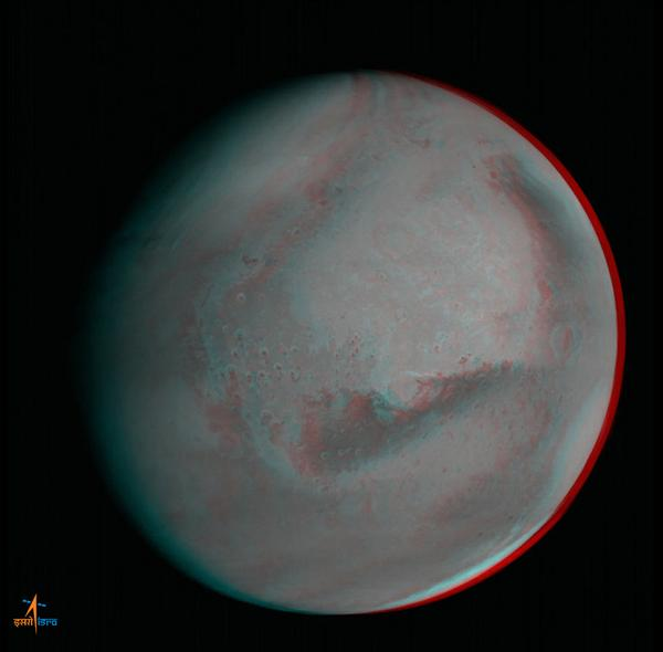 What sorcery is this? Get your 3D glasses to look at Mars the way I do!