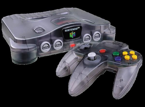 18 años del Nintendo 64. http://t.co/mbs26G2eHa http://t.co/dS49xSgKhs