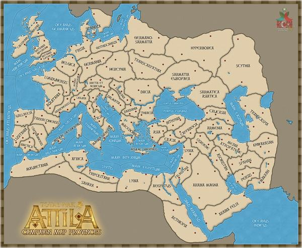 Corinth but no athens or sparta page 2 the issue in attila seems like the entire greece is under the roman province of macedonia gumiabroncs Images