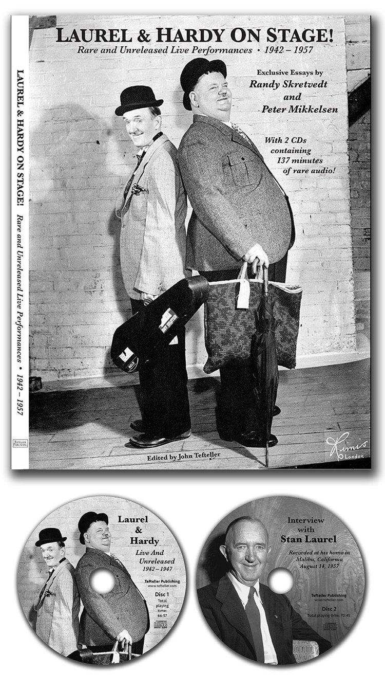 RT @Stan_And_Ollie: RT for your chance to win this wonderful new book PLUS rare #LaurelAndHardy interviews on CD. http://t.co/qmbsI3h9UQ ht…