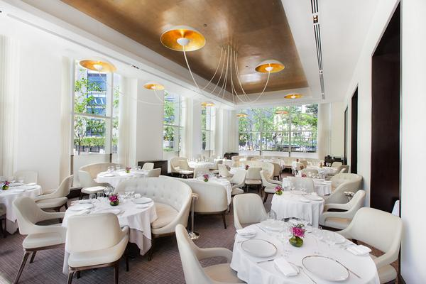 WOW! So excited! 3 Michelin stars...10 years in a row @Jean_GeorgesNYC @MichelinGuideNY #Michelin10 http://t.co/OSQKTMXVbL
